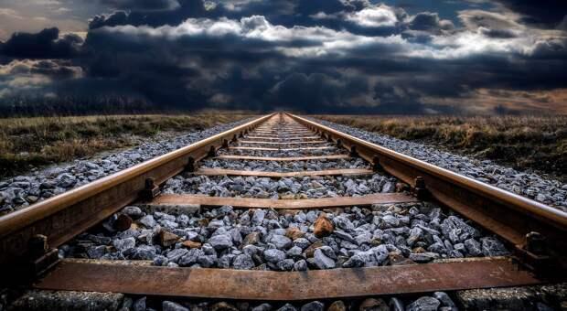 Железную дорогу из Крыма в Севастополь закрыли