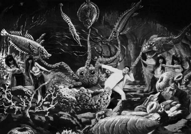 Как Жорж Мельес изобрёл кинофантастику и спецэффекты 1
