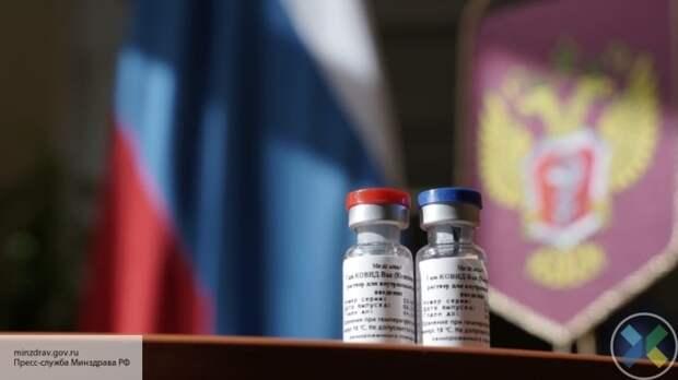 Минздрав Украины против регистрации российский вакцины «Спутник V»
