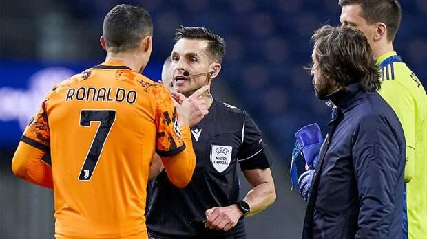 Первый судейский скандал в плей-офф Лиги чемпионов: на 94-й минуте Роналду завалили в штрафной - был ли пенальти?