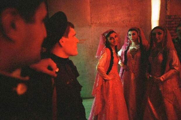 Дагестан, 2000 год, фотографии Томаса Дворжака