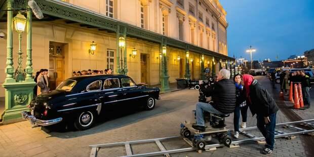 Кинематографисты за съёмки полнометражных фильмов на фоне Москвы смогут получить 9 млн рублей