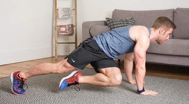 Физические упражнения на дому. Программа тренировок дома. Какая она?  Тренировки дома для наращивания мышц