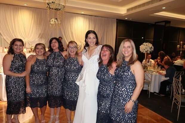 Как выглядит кошмар на свадьбе?