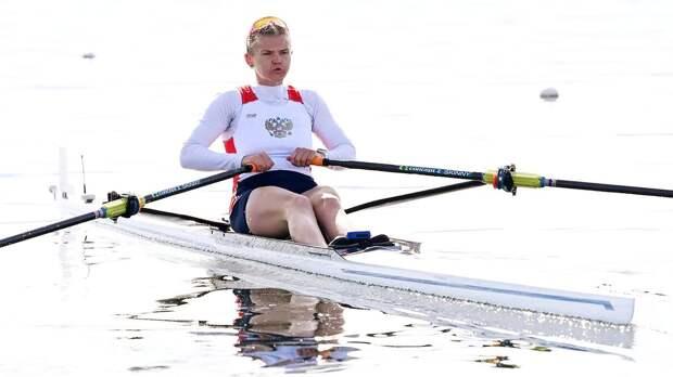 Россиянка Пракатень выиграла чемпионат Европы по академической гребле в соревнованиях одиночек