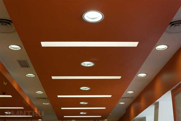 Светодиодное освещение — нюансы и тонкости