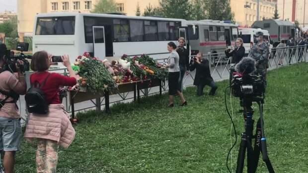 Отец раненого в казанской гимназии школьника рассказал о его состоянии