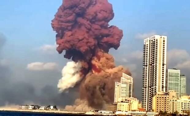 Сравнение с ядерными зарядами – насколько мощным был взрыв в Бейруте