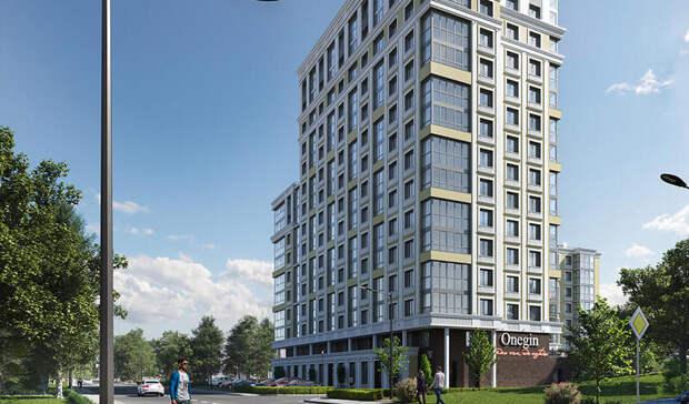 Мой друг – «Onegin»: анонсирован старт продаж квартир в новом жилом комплексе