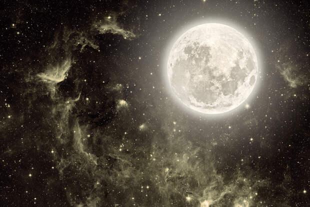 Учёный допустил наличие жизни на Луне