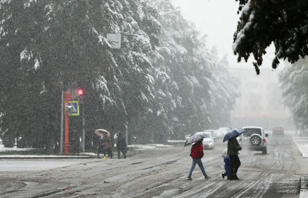Росгидромет рассказал, какой будет зима в этом году