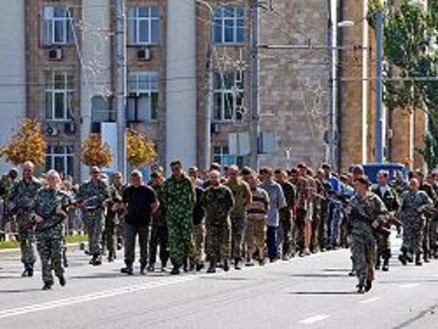 """В ООН шокированы кадрами с """"парада пленных"""" в Донецке"""