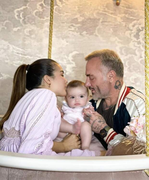 Танцующий миллионер Джанлука Вакки рассказал об операции его маленькой дочери