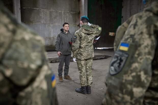 Украинский журналист пожаловался на нежелание земляков воевать