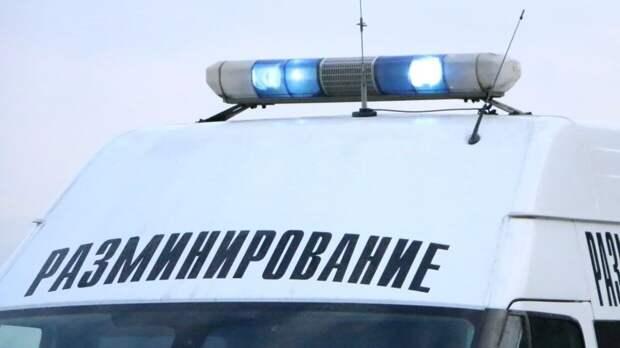 """Самарский торговый центр эвакуировали после информации о """"минировании"""""""