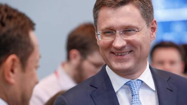 Новак рассказал, почему уверен в успешном завершении строительства «СП-2»