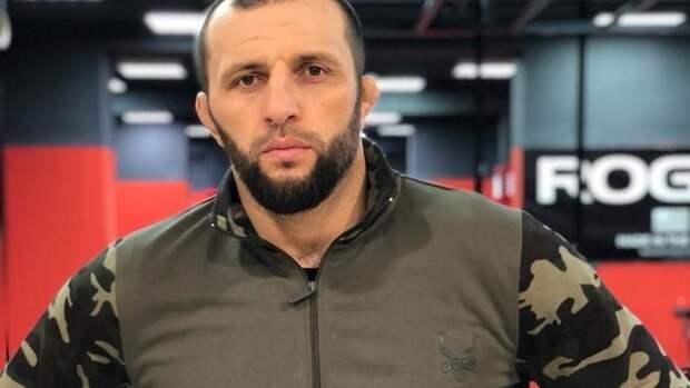 Экс-боец UFC Антигулов прокомментировал арест занезаконное хранение оружия