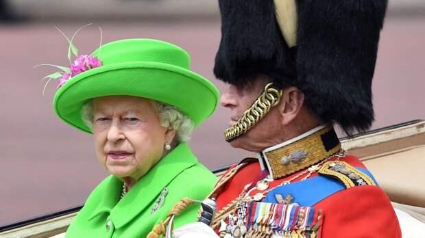 Британская королева Елизавета II выступит в парламенте с тронной речью