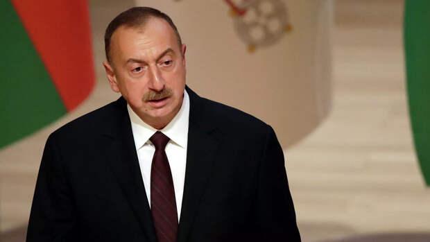 "Алиев потребовал от Еревана ответа, откуда Армения получила ""Искандер-М"""