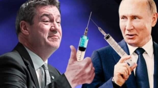 В Германии растёт интерес к вакцинному туризму в Россию. Политики называют такой бизнес «неэтичным»