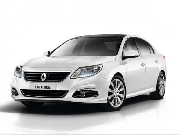 Объявлены цены обновленного Renault Lattitude
