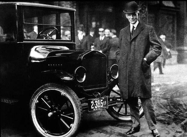 Фото №1 - 5 причин сказать Генри Форду спасибо за то, что он сделал твою жизнь лучше