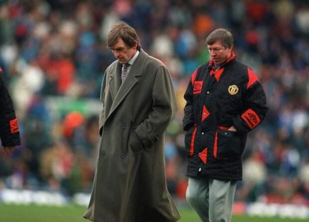 031 Алекс Фергюсон: Самый титулованный тренер Манчестер Юнайтед