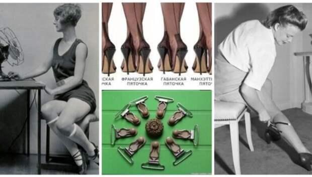 10 загадочных историй о чулках, самом сексуальном оружии обольщения