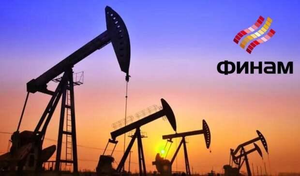 Нефть растет благодаря снижению запасов вСША