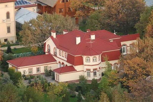 Дома украинских политиков