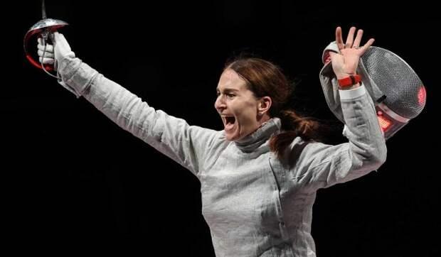 Уступившая золото соотечественнице саблистка Великая: Придется ехать на пятую Олимпиаду