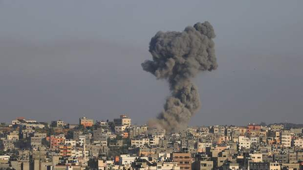 ВВС Израиля уничтожили еще одну сеть тоннелей движения ХАМАС в секторе Газа