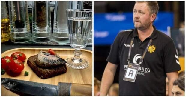 Шведского тренера «Ростов-Дона» растрогал подарок (3 фото)