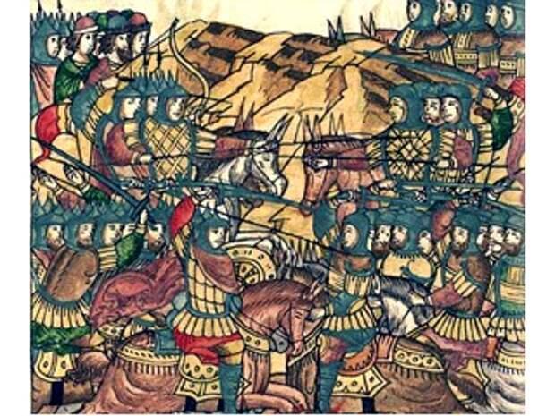 Самая большая битва русских с Тевтонским Орденом