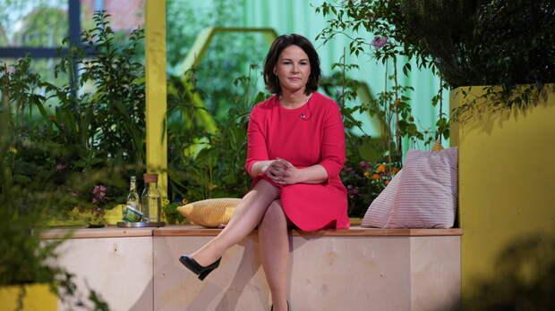 Партия «Зелёных» избрала Анналену Бэрбок кандидатом в канцлеры ФРГ