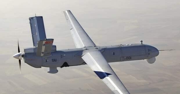 Турецкий ударный БПЛА подлетел к российской базе Гюмри в Армении