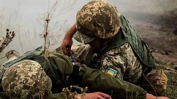 Украинские каратели стали жертвами собственных провокаций