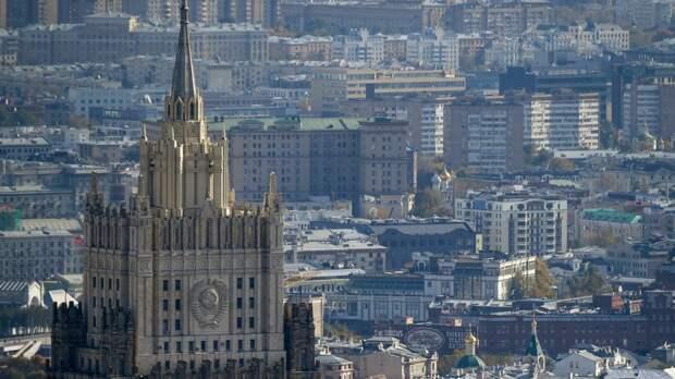 В МИД России прокомментировали переговоры с Молдавией о поставках газа