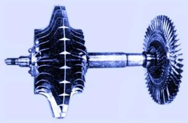 Ротор двигателя W.U.