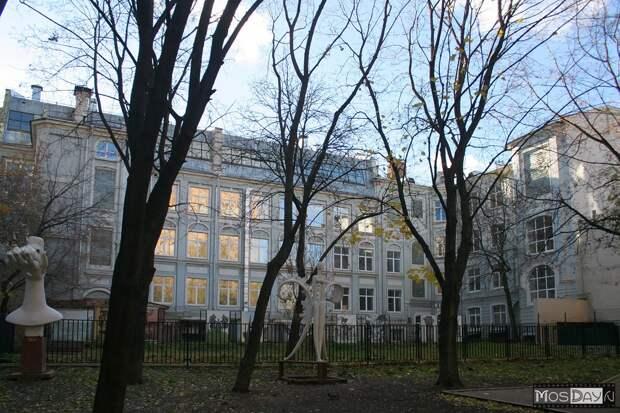 Причудливый декор московских домов в стиле модерн, ч.4.