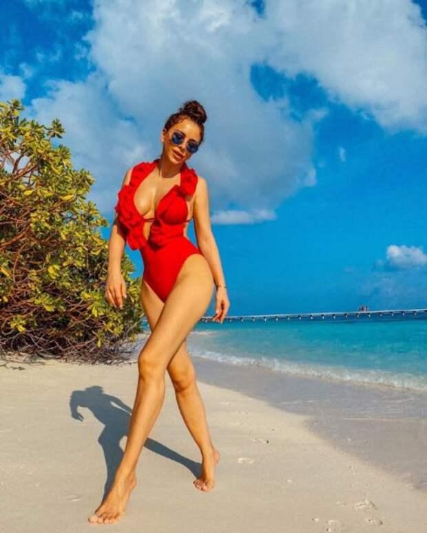 Ани Лорак сильно похудела после возвращения к Мурату Налчаджиоглу