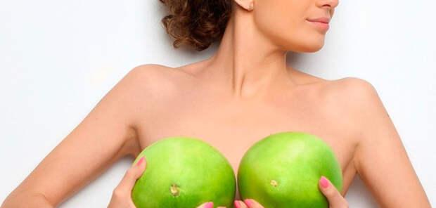 Учёными раскрыты факторы, влияющие на размер женской груди