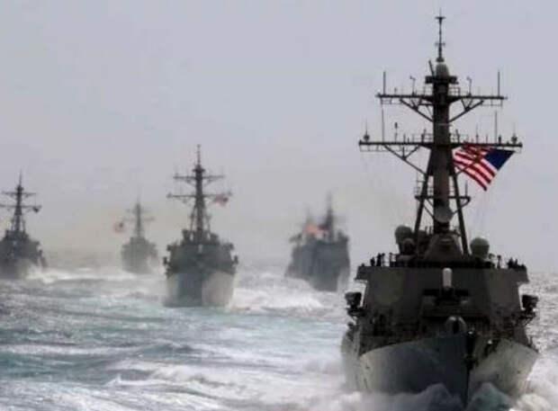 Корабли НАТО зашли впорт Одессы