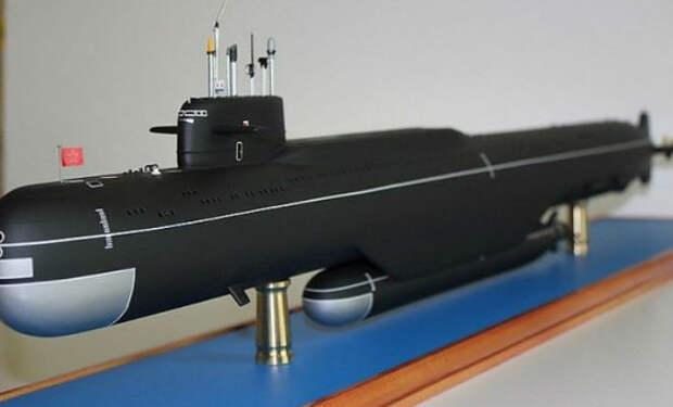 АС-12 Лошарик: самая секретная подлодка России