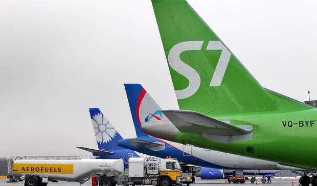 В70млрд рублей ежегодно обойдется авиакомпаниям подорожание топлива