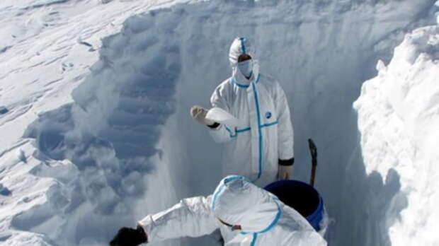 Что находится подо льдами Антарктиды