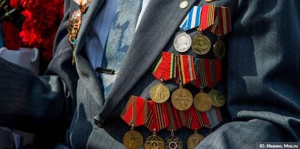 Собянин подписал распоряжение о матпомощи к годовщине Битвы под Москвой. Фото: Ю.Иванко, mos.ru