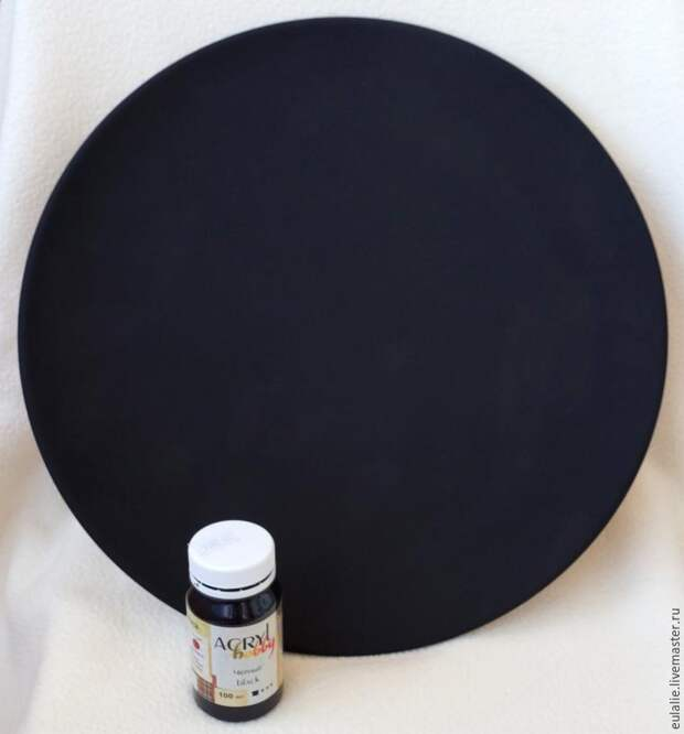 тарелка с росписью