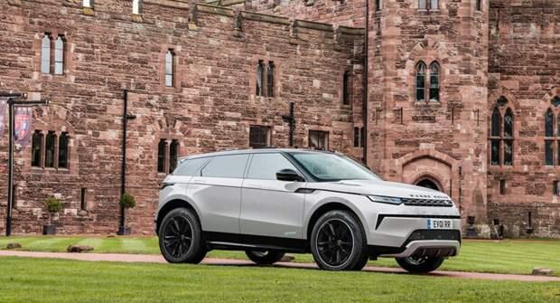 Land Rover построит новые Evoque и Discovery Sport на платформе EMA