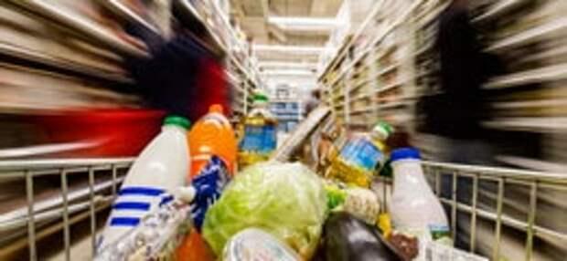 Цены на продовольствие в мире взлетели максимально за десятилетие